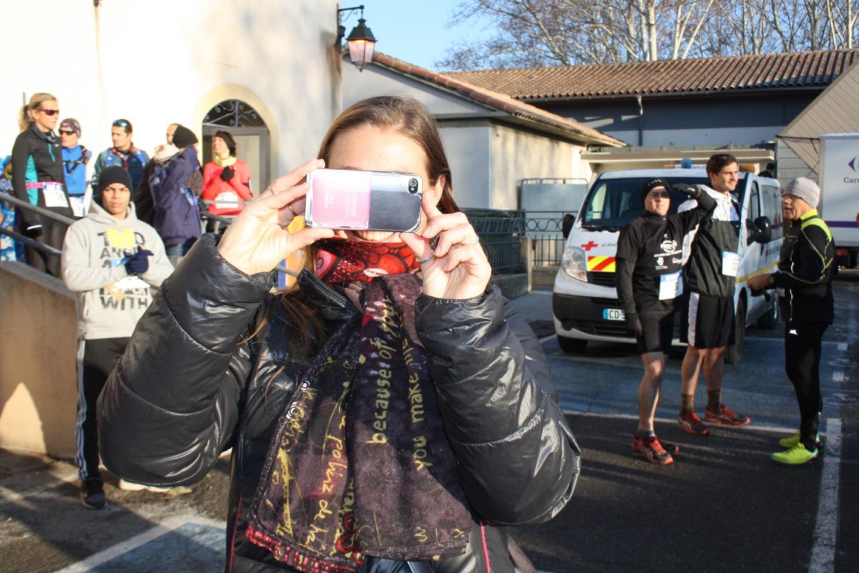 5-Une paparazzi a voulu restée incognito
