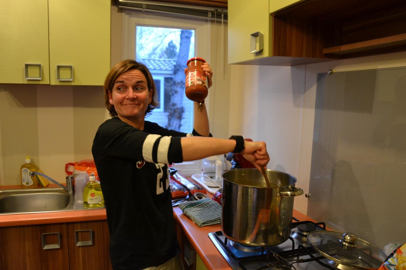 6-Et pasta-party avec chef-cuisinière Bérengère