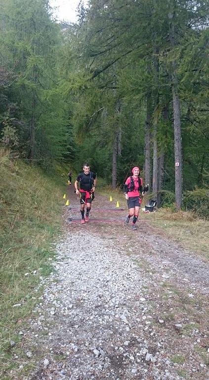 20-Bérengère et Erwan, toujours soudés, continuent leur belle aventure..