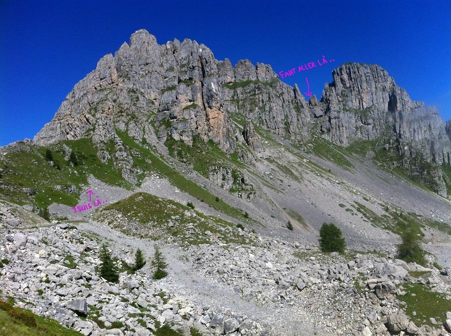 16-Que la montagne est belle (..et grande..)