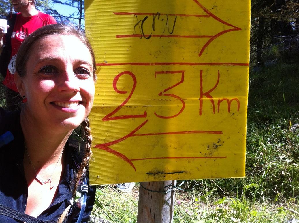 30-Fred' a hésité (ou pas) à poursuivre sur le 42km..
