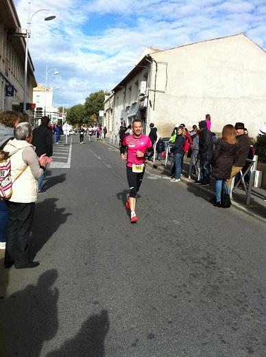 24-Christophe à 200m de l'arrivée