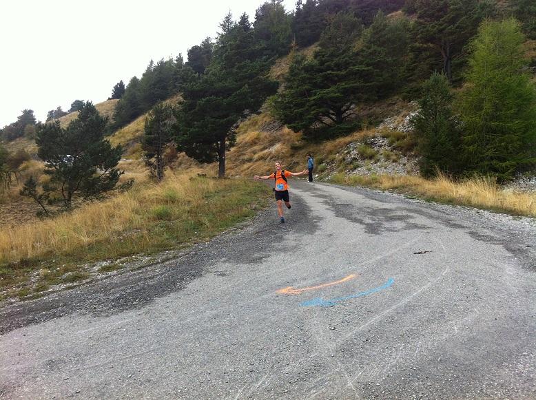 22-Allez, plus que 9 km, que de la descente.. à fond..