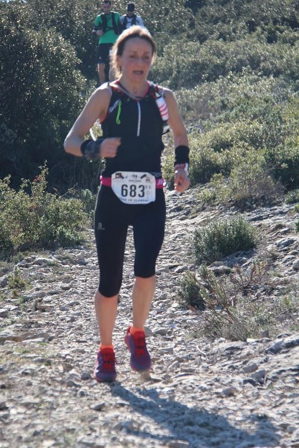 11-Suivi de Stéphanie, en route pour un podium