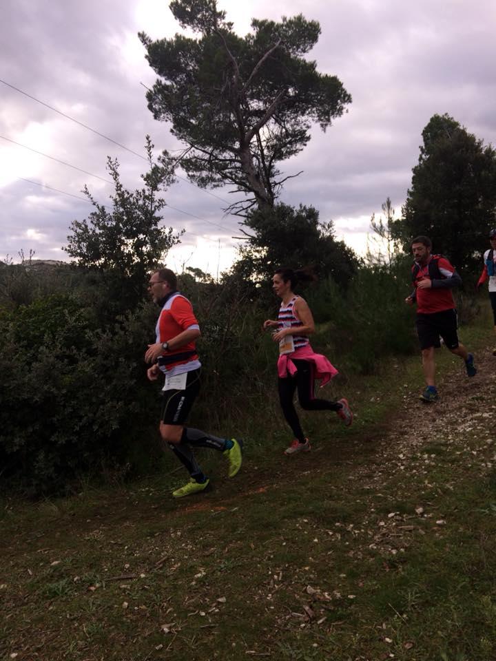10-Franck en pleine descente (sur le 16km)