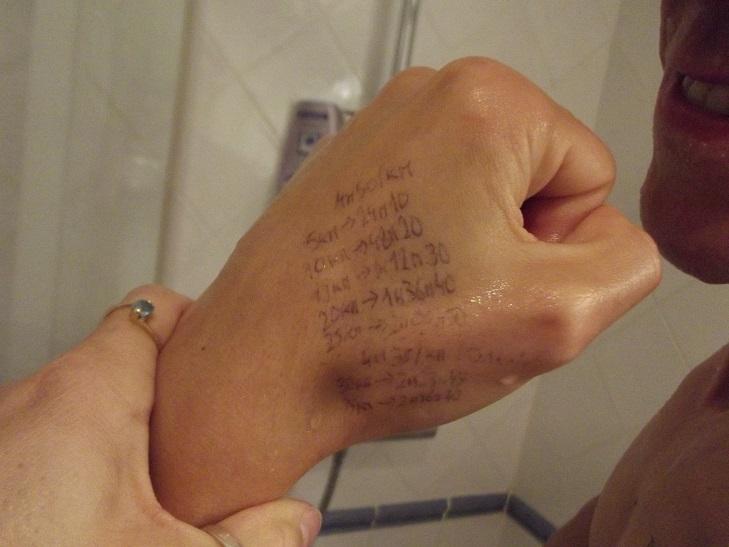 46-Exclu': mon anti-sèche / plan de bataille