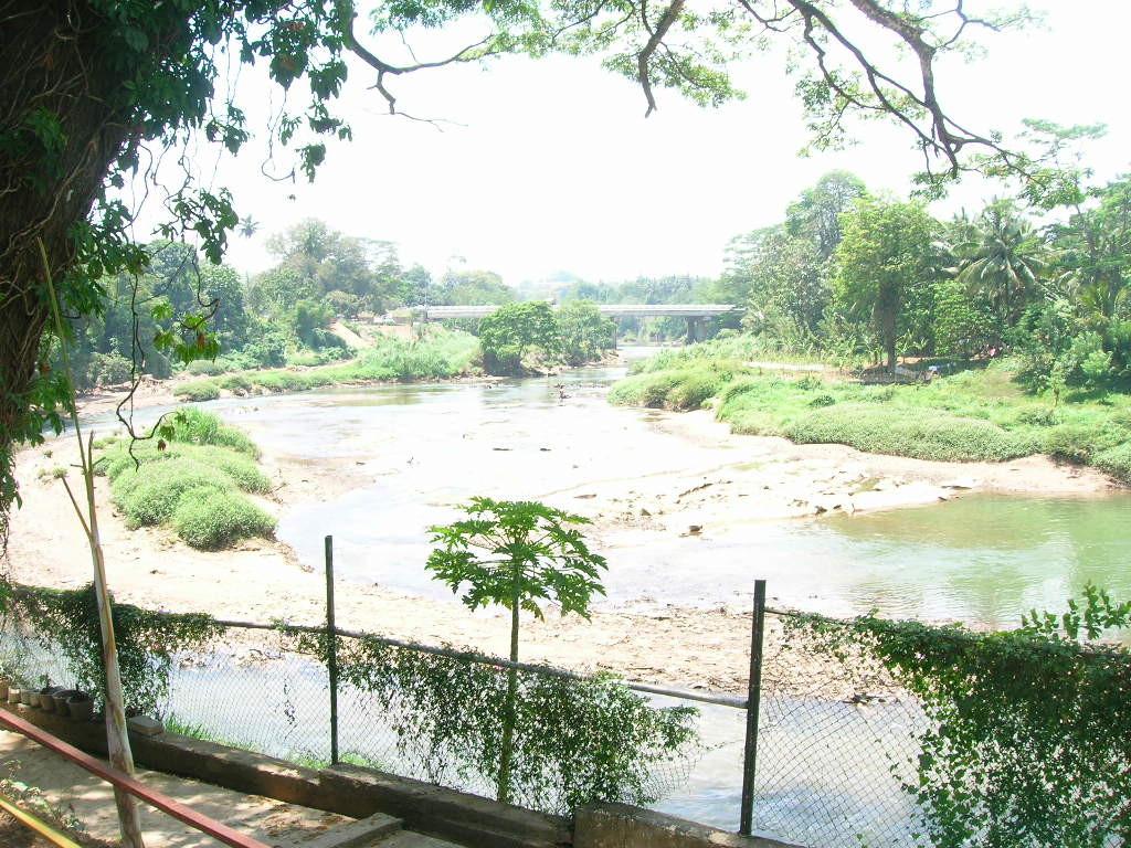 Mahaweli Ganga - der längste Fluß in Sri Lanka