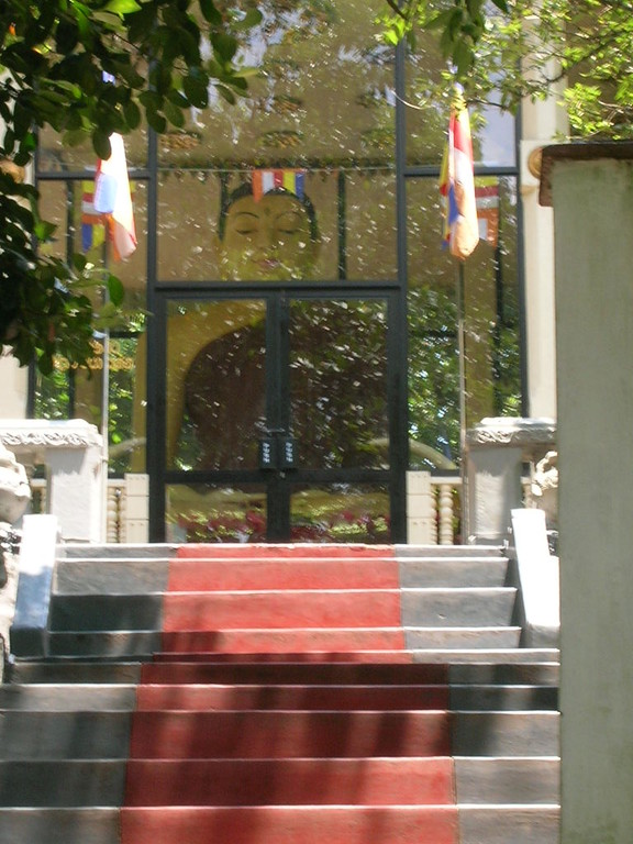 buddhistisches Meditationszentrum in Kandy