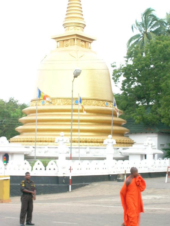 buddhistische Stuppa