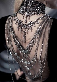 Jewel dress back. Pic by Luscious.com