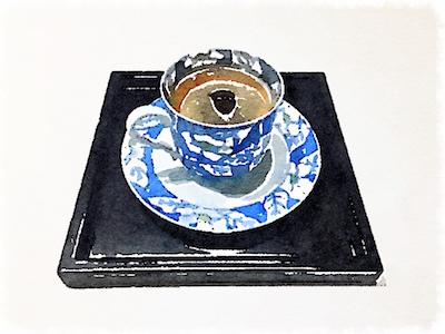 コーヒーイラストアイコン