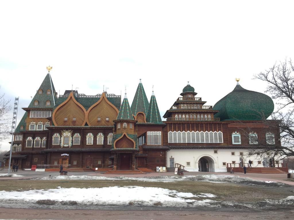 Moskau, Russland, Zar, Zarenpalast