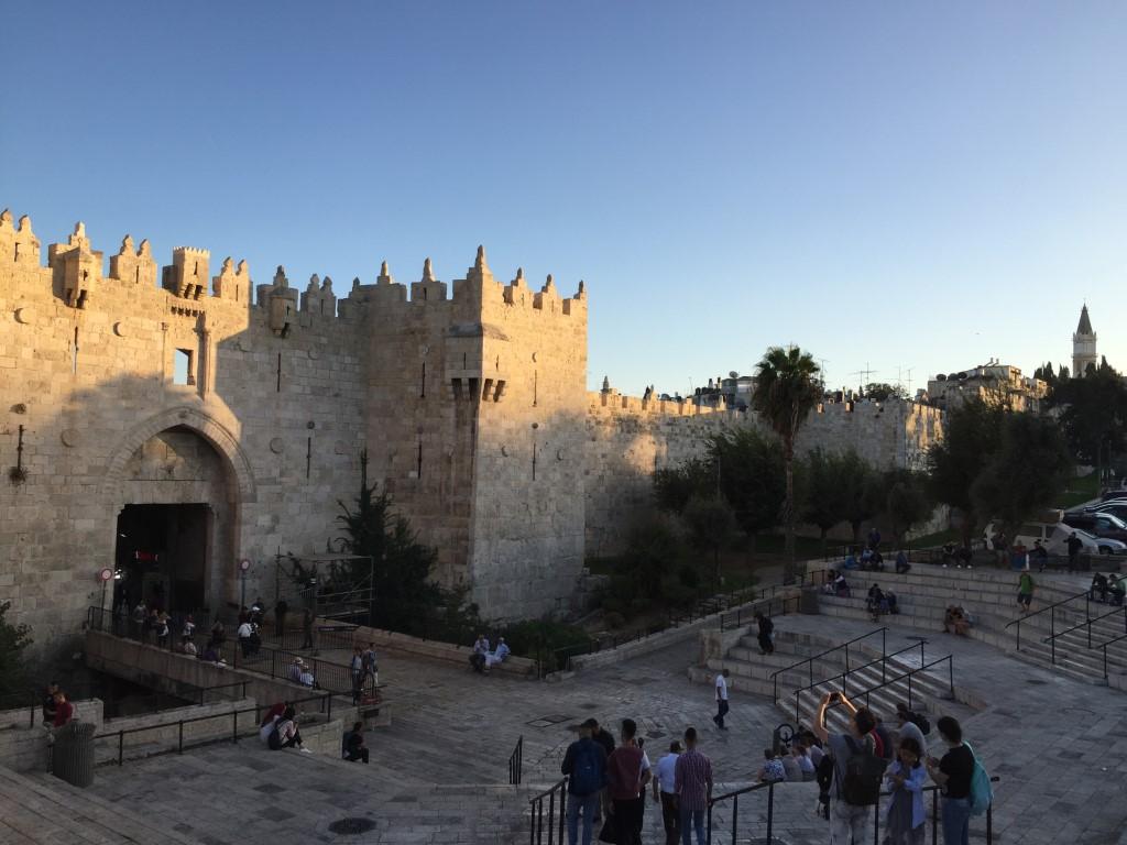 Altstadt Jerusalem, Damaskus Tor