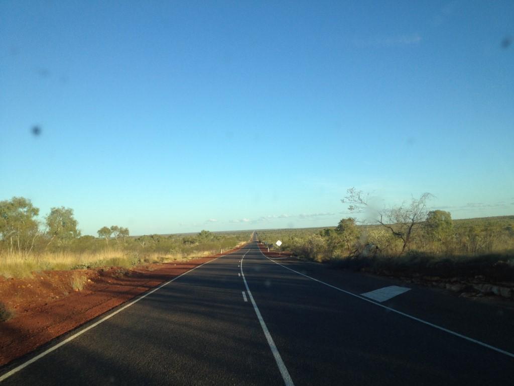 Australien, Stuart Highway, Darwin, Adelaide