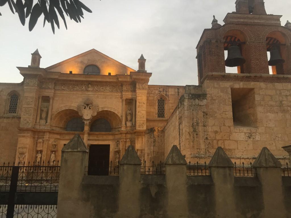 Dom Rep, Dominikanische Republik, Santo Domingo, Zona Colonial, Altstadt, Zentrum, Catedral Primada de América