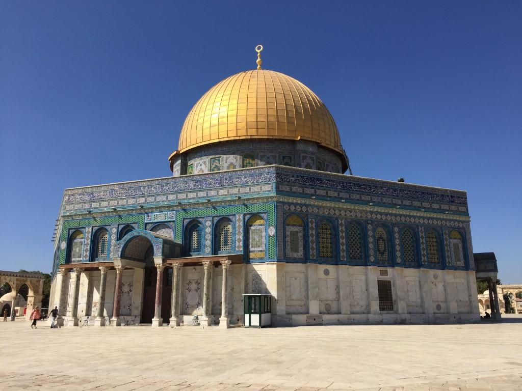 Israel, Jerusalem, Tempelberg, Felsendom