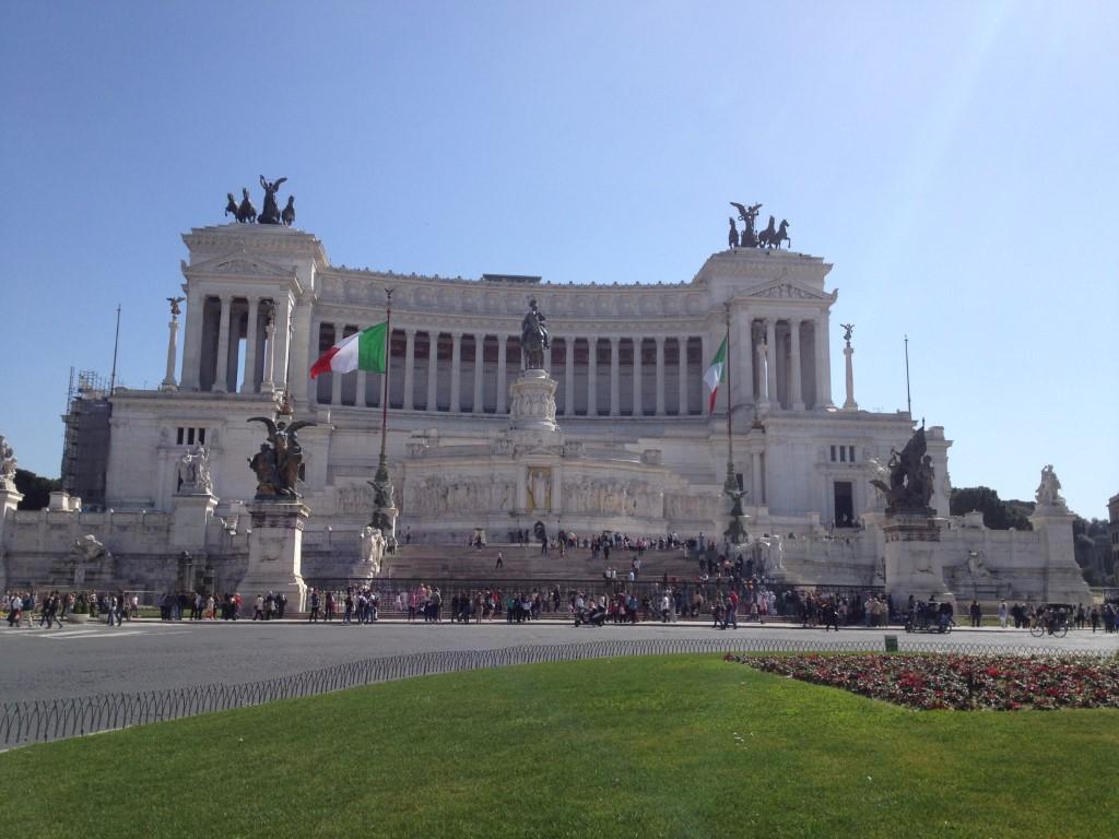 Italien, Rom, Militär Armee Museum