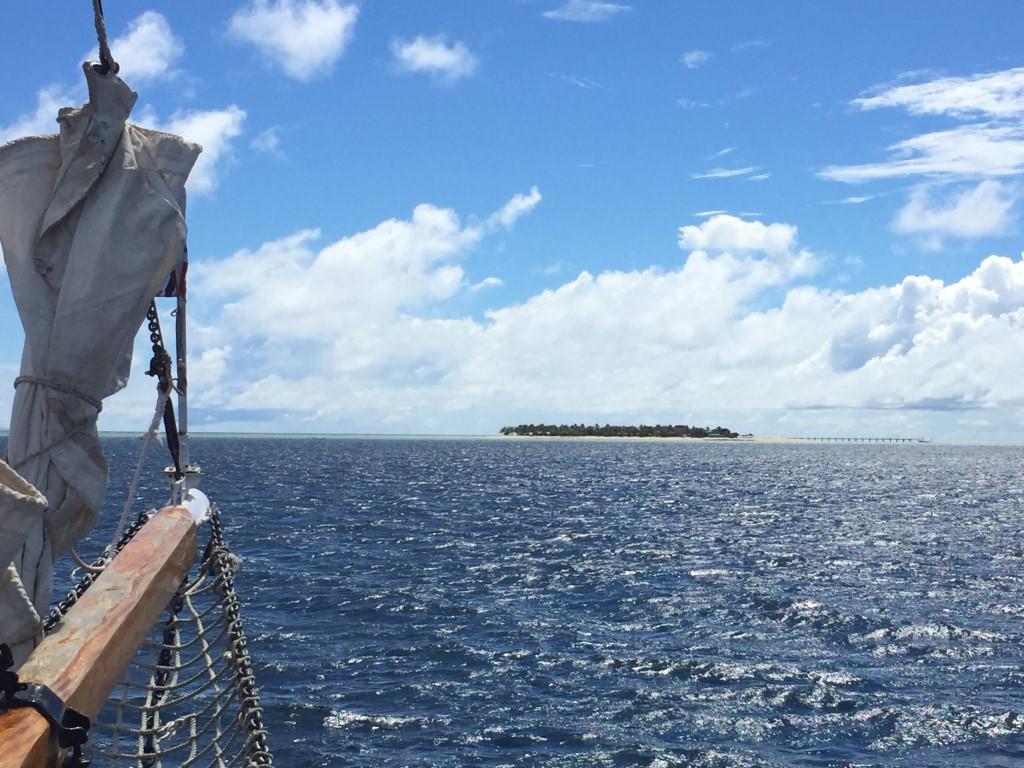 Tivua Island, Fidschi