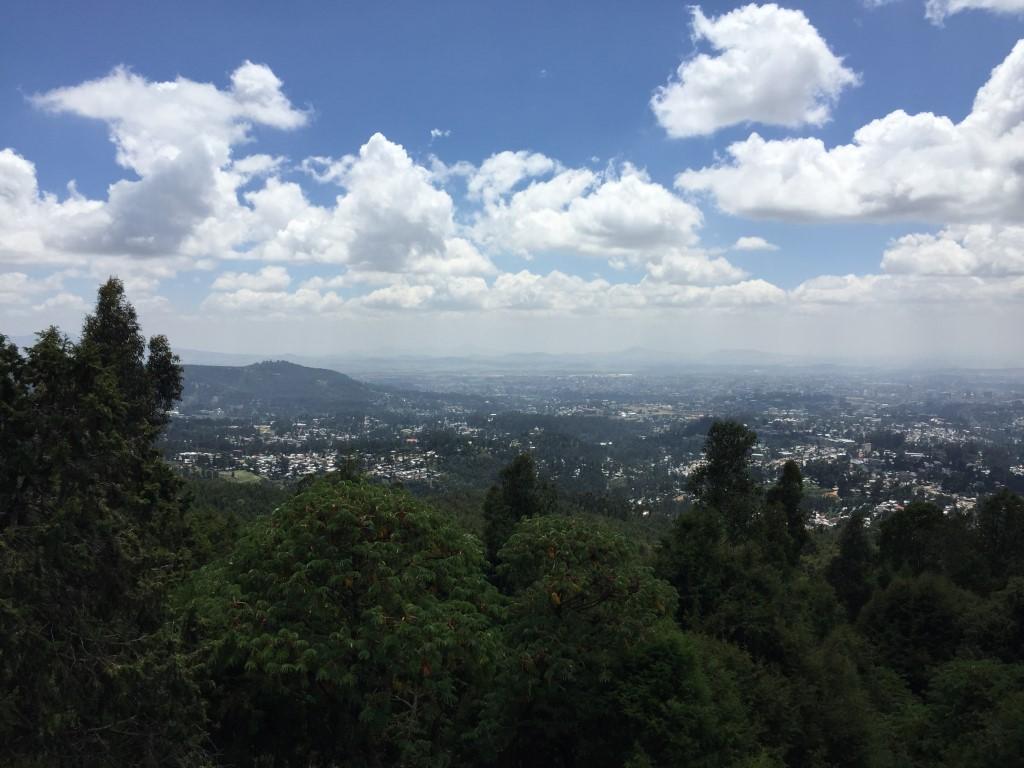 Entoto, Addis Abeba