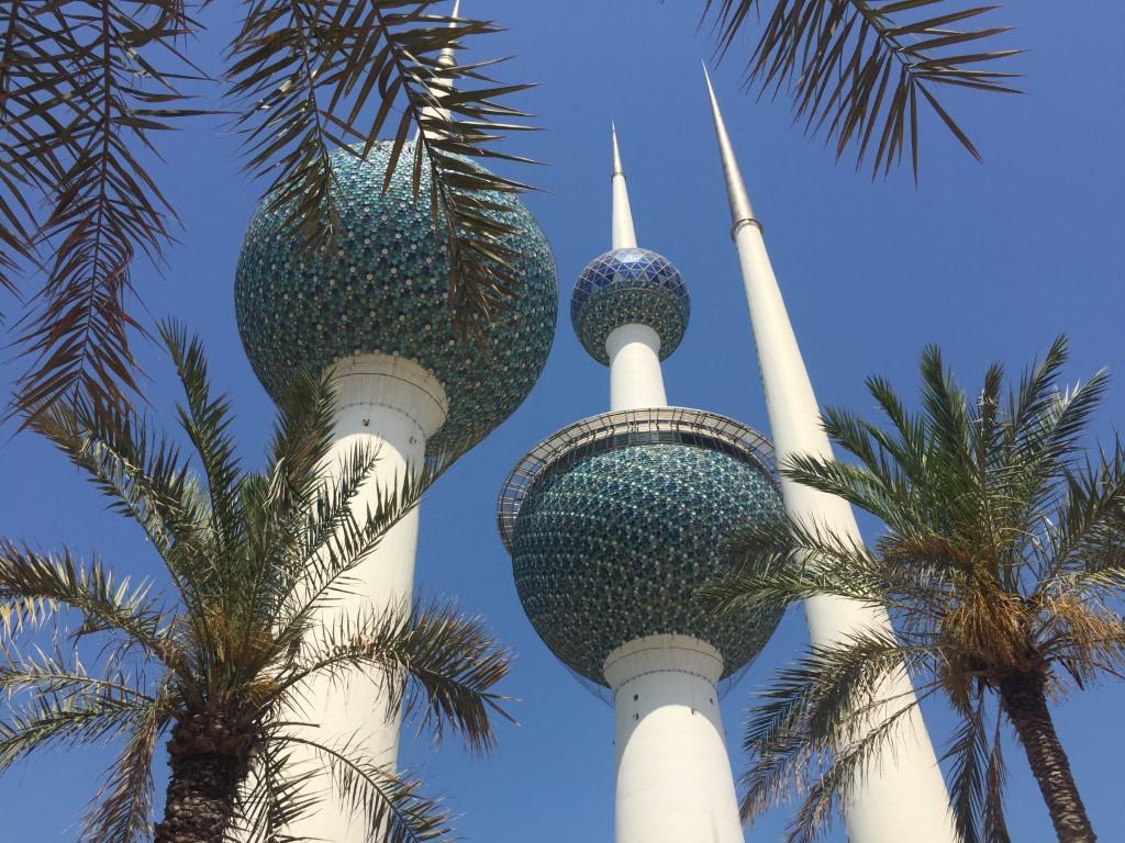 Reisebericht, Reiseblog, Sehenswürdigkeiten, Attraktion, Kuwait, Towers,