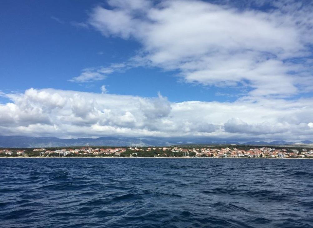 Kroatien, Pag, Mandre, Segeltörn, segeln, Reisebericht, Reiseblog