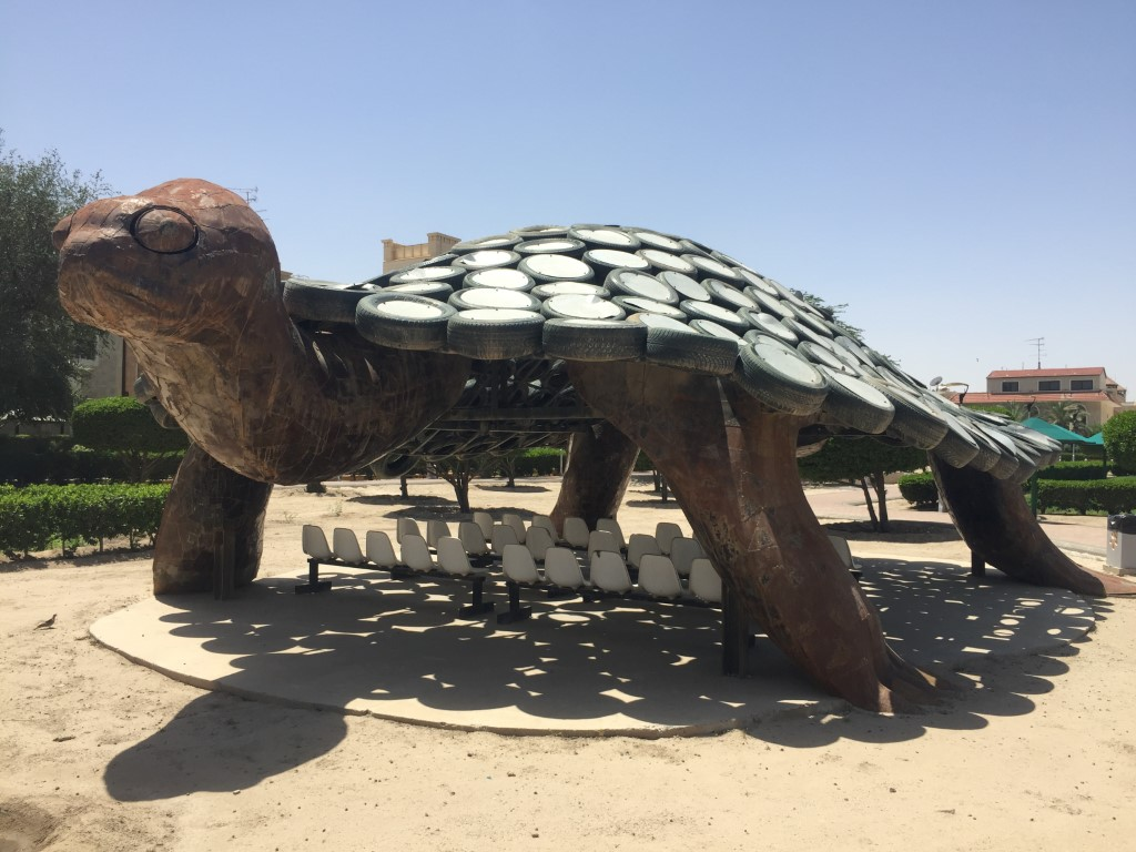 Kuwait, Recycled Park, Reisebericht, Reiseblog, Sehenswürdigkeiten, Attraktion,