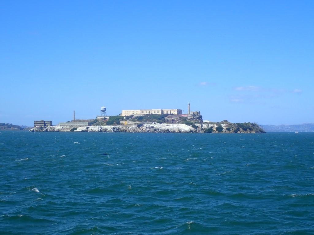 Gefängnisinsel Alcatras