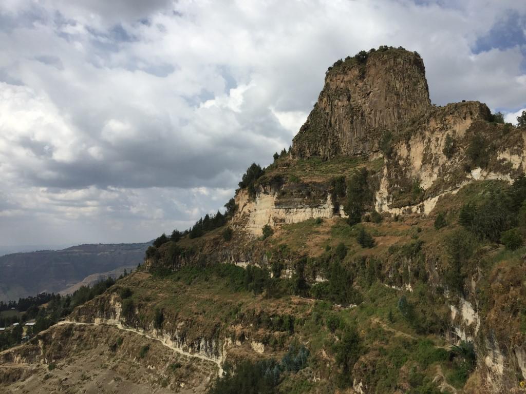 Lalibela, Berg Asheten