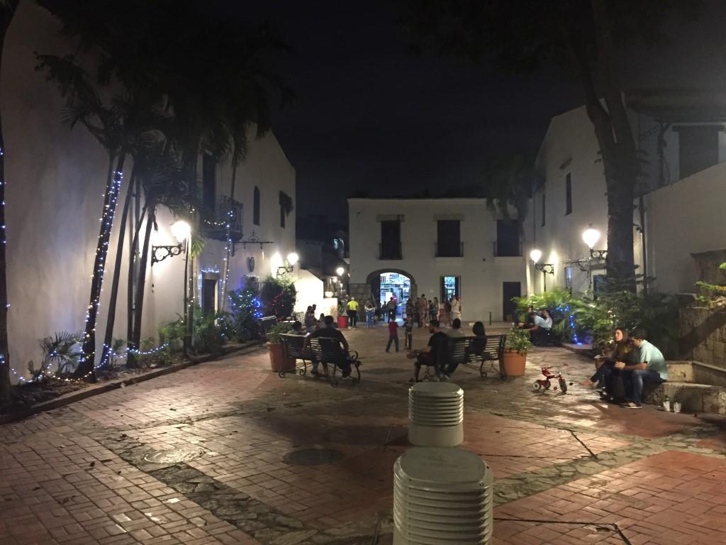 Dom Rep, Dominikanische Republik, Santo Domingo, Zona Colonial, Altstadt, Zentrum,