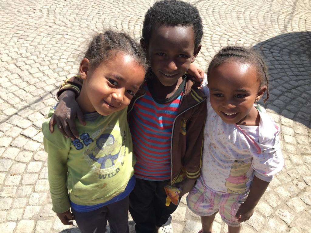 Äthiopien, Menschen, Kinder