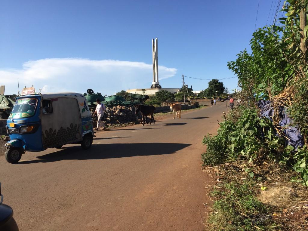 Äthiopien, Addis Abeba, Bahir Dar, Tuk Tuk