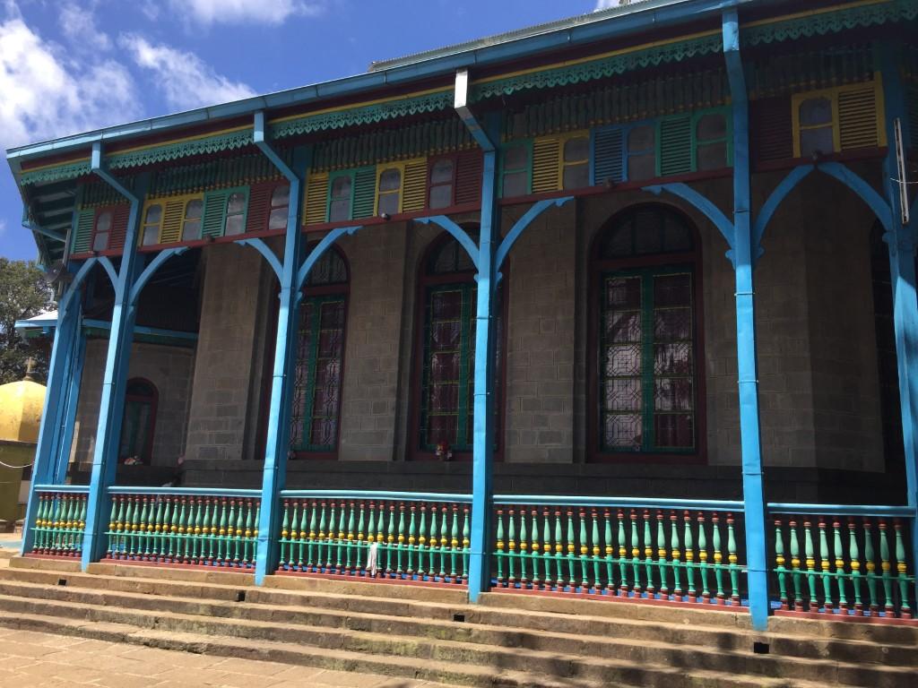 Entoto, Addis Abeba, Museum