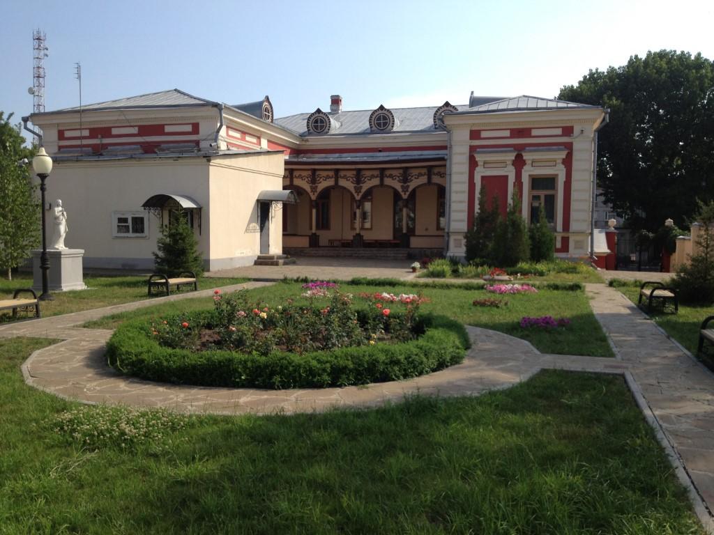 Russland, Asowsches Meer, Taganrog, Tschechow, Museum