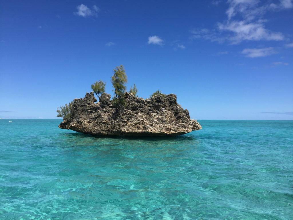 Mauritius, Crystal Rock