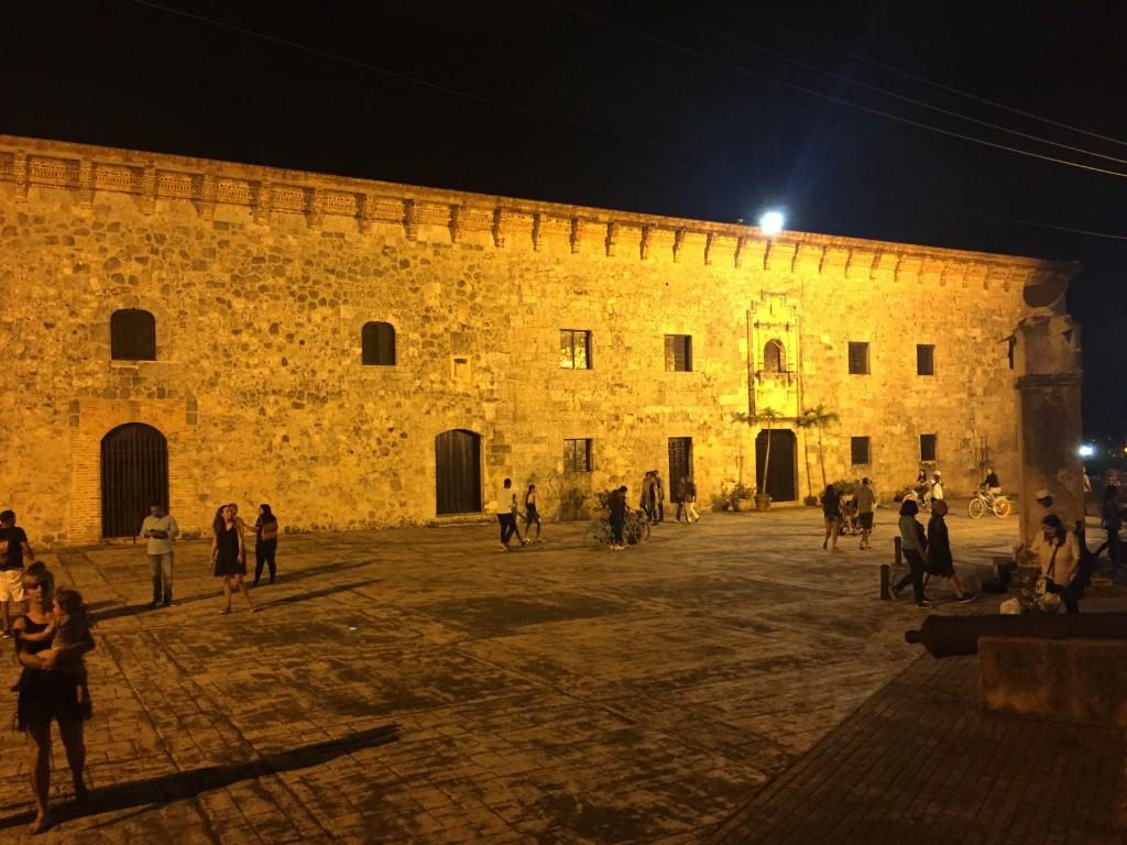 Museo De Las Casas Reales, Dom Rep, Dominikanische Republik, Santo Domingo, Zona Colonial, Altstadt, Zentrum,