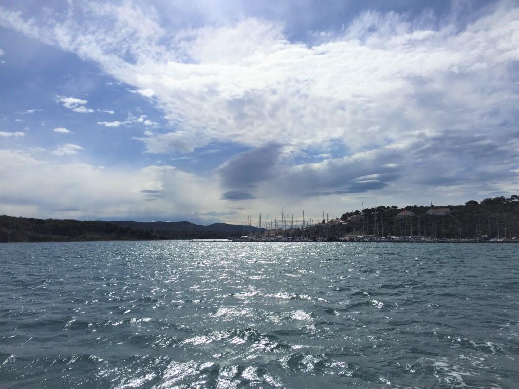 Kroatien, Segeln, Segeltörn, Dugi, Otok, Veli Rat, Marina, Reisebericht, Reiseblog