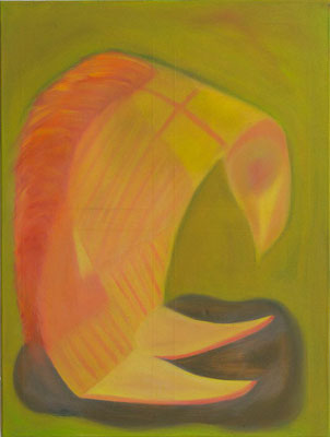 Untitled, Oil on canvas, 2014