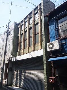 台東区、看板建築、平成26年消えました