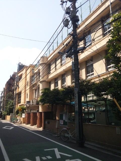台東区・黒門小学校