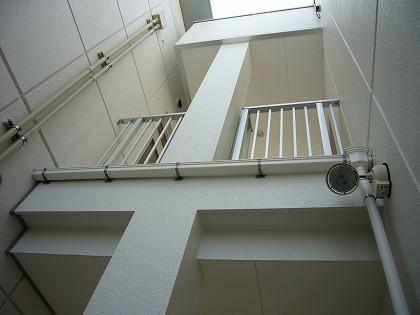 診療所(クリニック)、渡廊下
