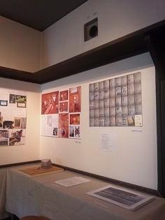 神楽坂建築塾・2011年度展示・日々のメモスケッチ