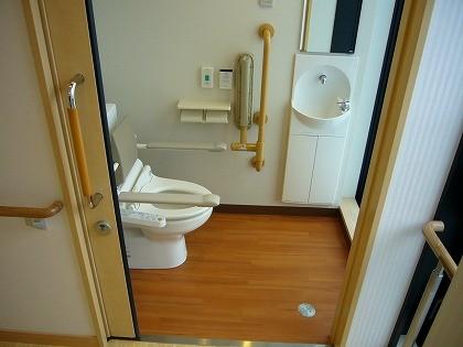 介護、トイレ