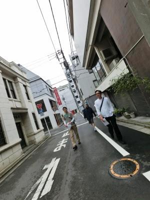 江戸通りまち歩き