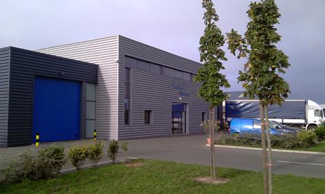 Site de production Attila Bat