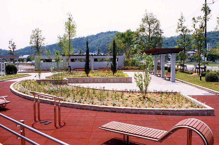 中濃病院 2000年
