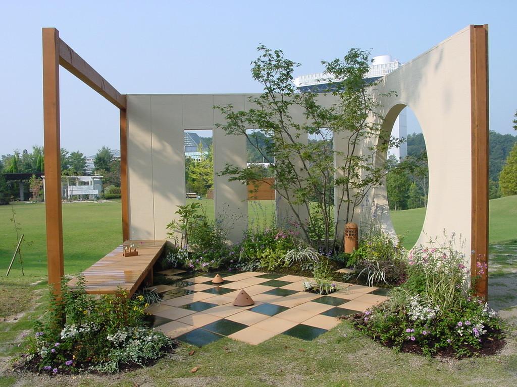 花フェスタ記念公園 2003年グランプリ受賞