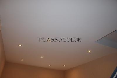 Trockenbau Decke - LED Einbaustrahler