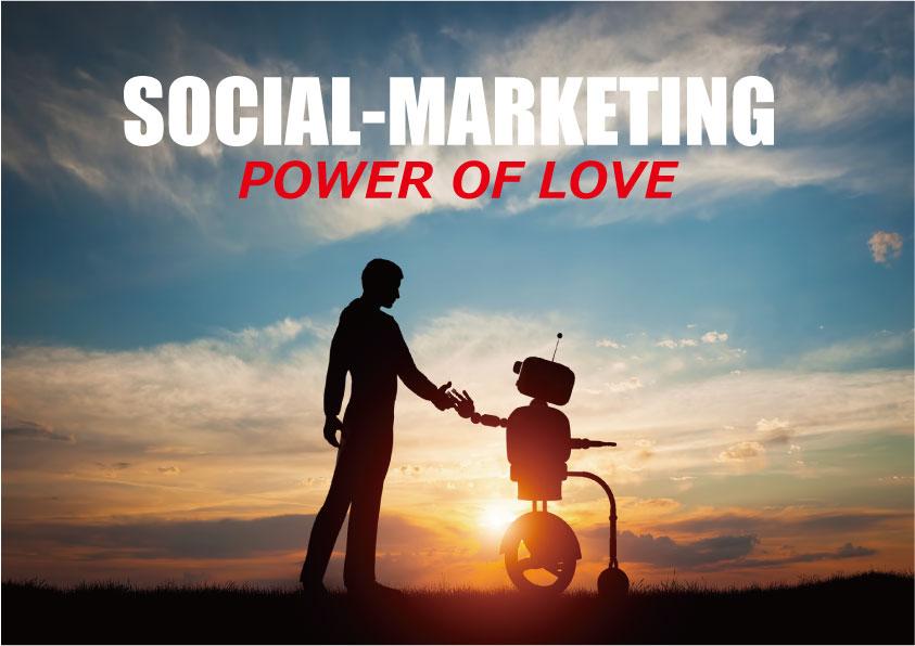 CONCEPT : これからの時代の成長戦略「ソーシャルマーケティング」