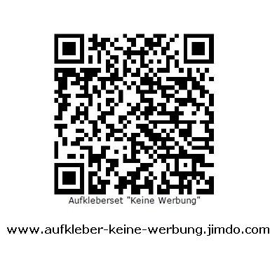 Link zu dieser Website mittels QR-Code