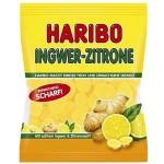 Ingwer Zitrone Haribo